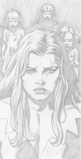 Dale Eaglesham Aurora Pencils