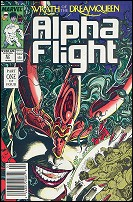 James D Hudnall Alpha Flight Interview
