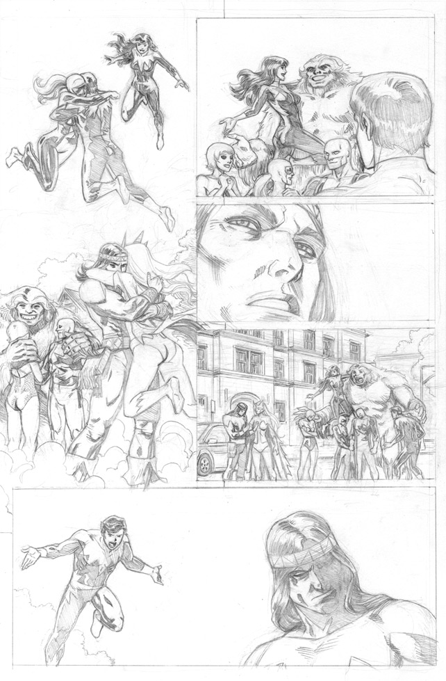 Reilly Brown Alpha Flight Page 6