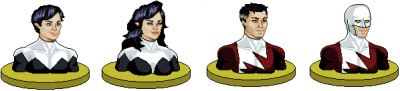 Pixel Art Alpha Flight