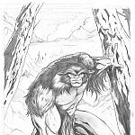 sasquatch commission by grover80
