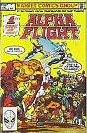 #054 - Alpha Flight (Front)