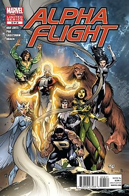 Alpha Flight v4 #6