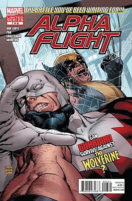 Alpha Flight v4 #7