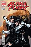 Alpha Flight v4 #8 - Variant