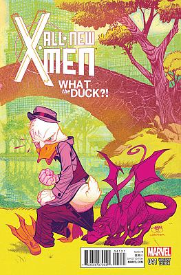 All-New X-Men #41 What The Duck Variant