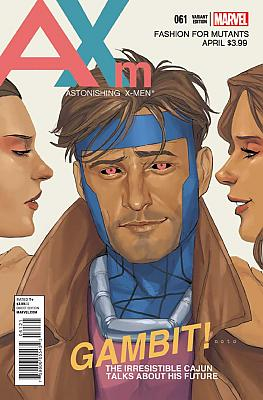 Astonishing X-Men #61 Noto Variant