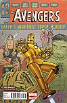 Avengers (2013) #009 Many Armors Of Iron Man Variant