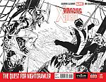 Amazing X-Men #01 (Sketch Variant)