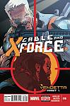 Cable And X-Force #18