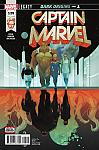 Captain Marvel (2017) #125