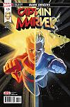 Captain Marvel (2017) #129