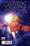 Captain Marvel (2016) #01 Adam Hughes Variant