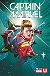 Captain Marvel (2016) #06 Marvel Unlimited Plus Variant
