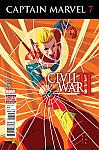 Captain Marvel (2016) #07