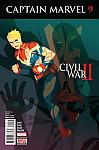 Captain Marvel (2016) #09