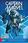 Captain Marvel (2016) #09 Cancer Awareness Variant