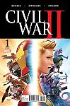 Civil War II #1 Marquez Variant