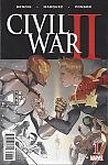 Civil War II #1 Premier Variant
