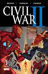 Civil War II #1 Second Printing