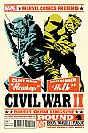 Civil War II #4 Cho Variant
