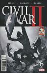 Civil War II #6 Retailer Summit Exclusive Variant