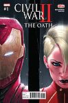 Civil War II: The Oath