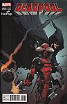 Deadpool #45 Hastings Exclusive Variant