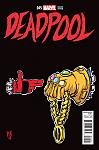Deadpool #45 Run The Jewels Variant