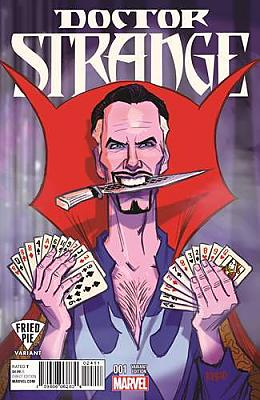 Doctor Strange (2015) #01 Fried Pie/BAM Exclusive Variant