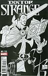 Doctor Strange (2015) #01 Quesada Sketch Variant