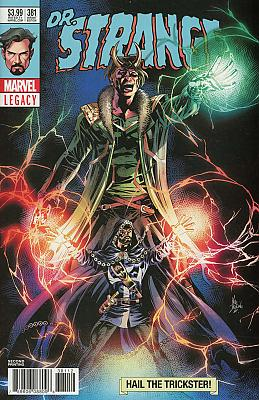 Doctor Strange #381 (Second Printing)