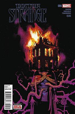 Doctor Strange (2015) #06 Second Printing