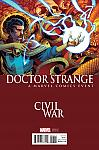 Doctor Strange (2015) #07 Civil War Variant