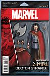 Doctor Strange (2015) #01 Action Figure Variant