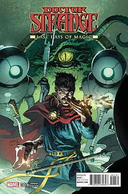 Doctor Strange: Last Days Of Magic - Brase Variant