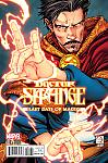 Doctor Strange: Last Days Of Magic - Davis Variant