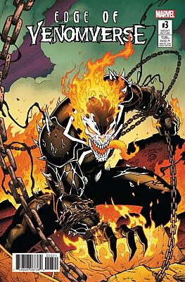Edge Of Venomverse #3 Lim Variant