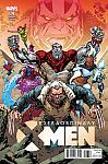 Extraordinary X-Men #8 Connecting Variant
