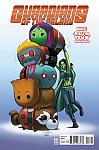 Guardians Of The Galaxy (2015) #11 Tsum Tsum Variant