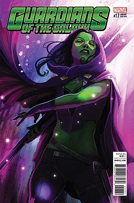 Guardians Of The Galaxy (2015) #17 Hans Variant