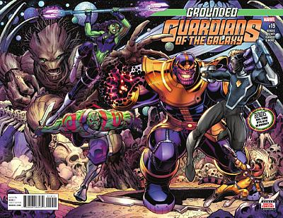 Guardians Of The Galaxy (2015) #19