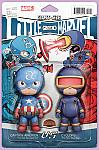 Giant-Size Little Marvel: AvX #1 Action Figure Variant