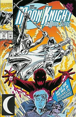 Marc Spector: Moon Knight #41