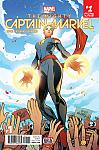 The Mighty Captain Marvel (2017) #01