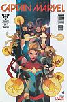 The Mighty Captain Marvel (2017) #01 (Fried Pie Exclusive Variant)