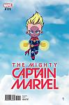 The Mighty Captain Marvel (2017) #01 (Young Variant)