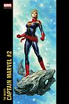 The Mighty Captain Marvel (2017) #02 Jusko Corner Box Variant