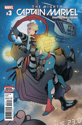 The Mighty Captain Marvel (2017) #03