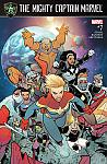 The Mighty Captain Marvel (2017) #07